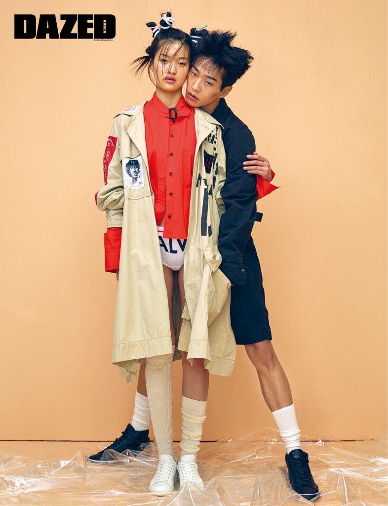 Korean flannel outfits  NO MORE TROUBLE  Korean Fashion Editorials  Pinterest  Korean