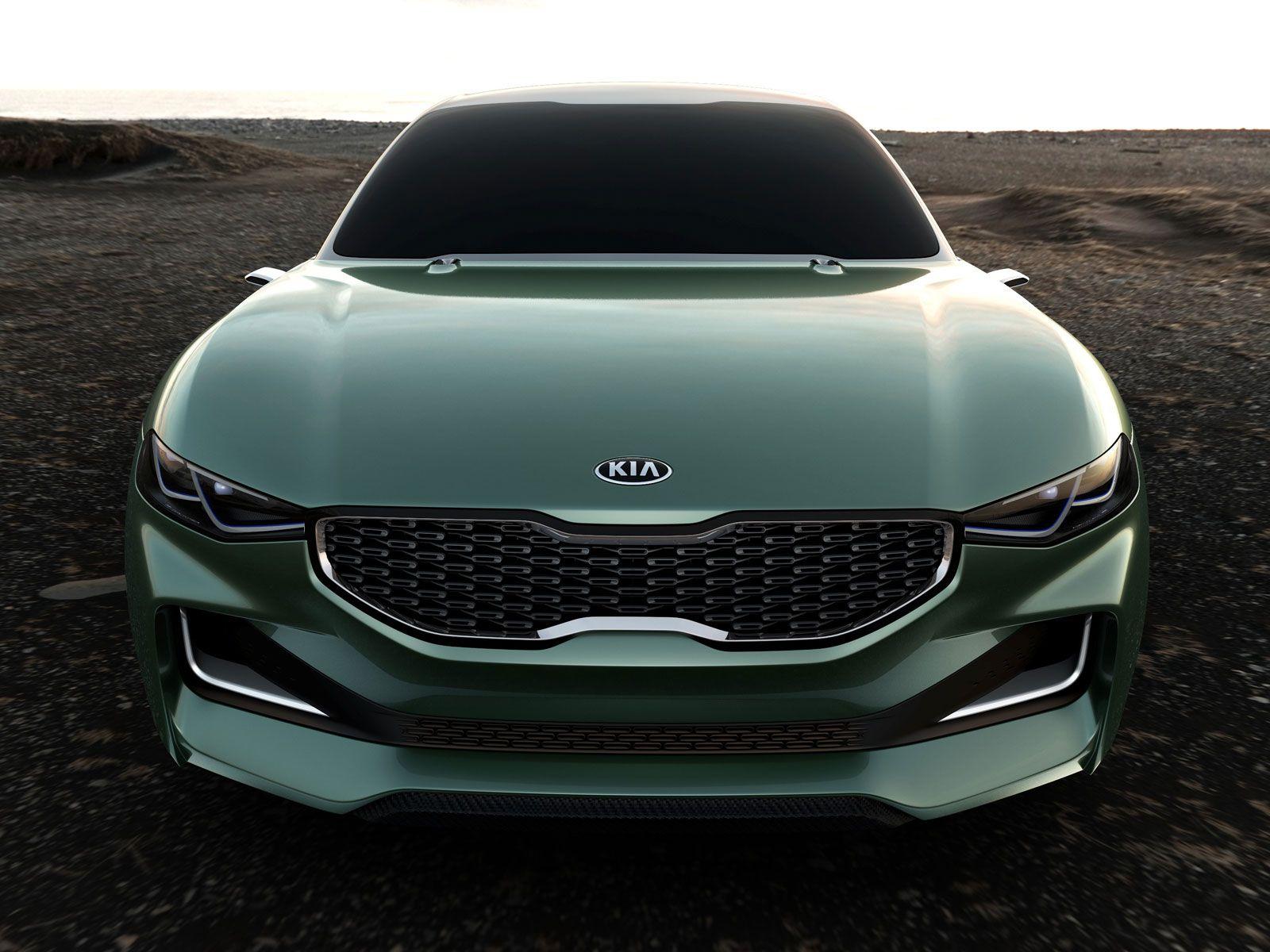 Kia Novo Concept Concept Cars Kia Kia Motors