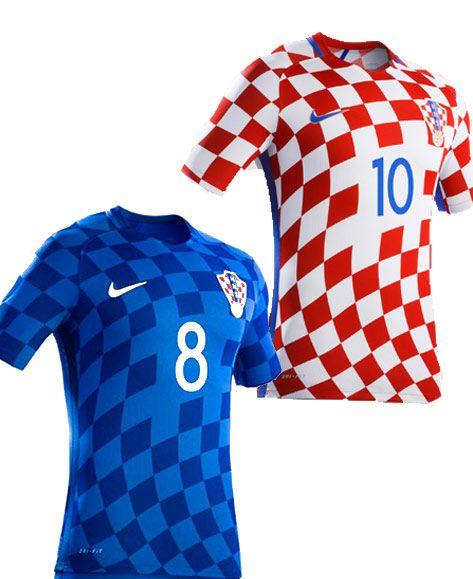 55c2ede65db Hrvatska  Zagreb  croatian  football shirt