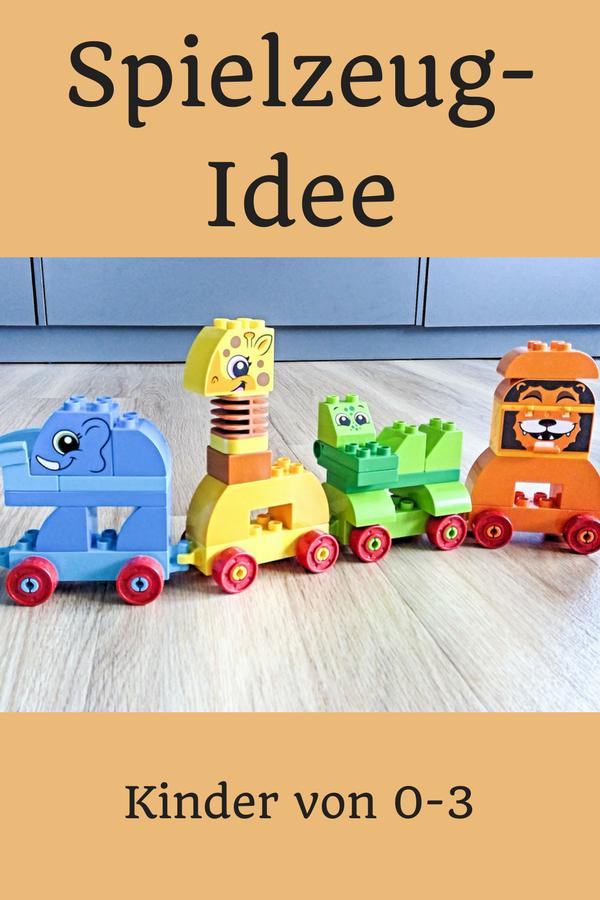 Unsere ersten Lego Duplo Bausteine mit Ziehtieren! - Ein Mamablog für Familien / alles rund ums Baby und Kind