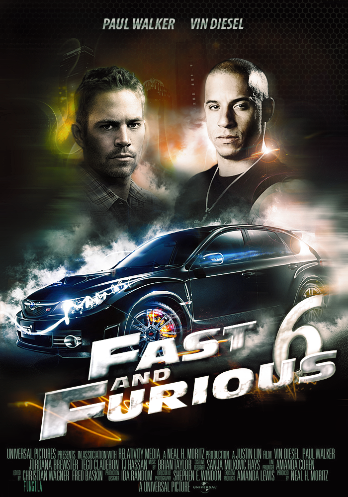 Fast and Furious 6 | Movies in 2019 | Furious 6, Furious