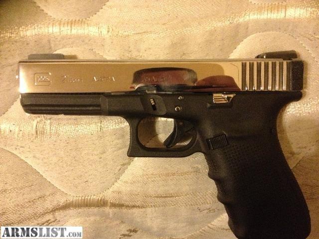 Armslist For Saletrade Glock 21 Gen4 Mirror Polish Custom