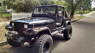 1989 Jeep Wrangler Jeep Wrangler Jeep Wrangler Yj Jeep
