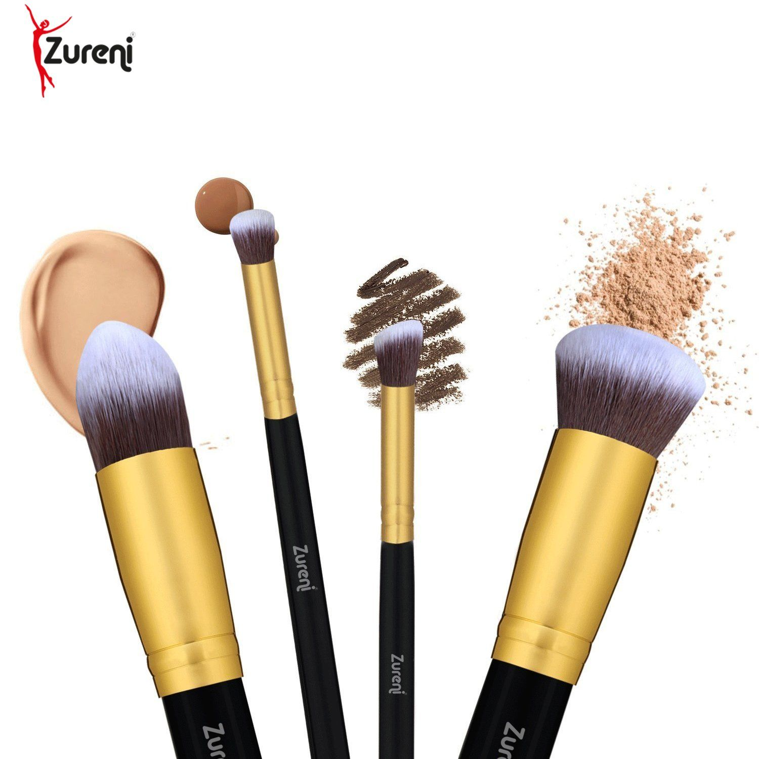 Zureni Professional Makeup Brushes Kit #Zureni #Makeupbrusheskit #makeupbrushesset #brushset #makeupbrush #makeupbrushes #foundationbrush #makeupproducts #makeupessentials #makeupaccessories #groomingaccessories #groomingkit #facecleaningbrush #makeupcollection #makeuplovers #makeupbrand #makeupcommunity #makeupobsessed #makeupaddiction