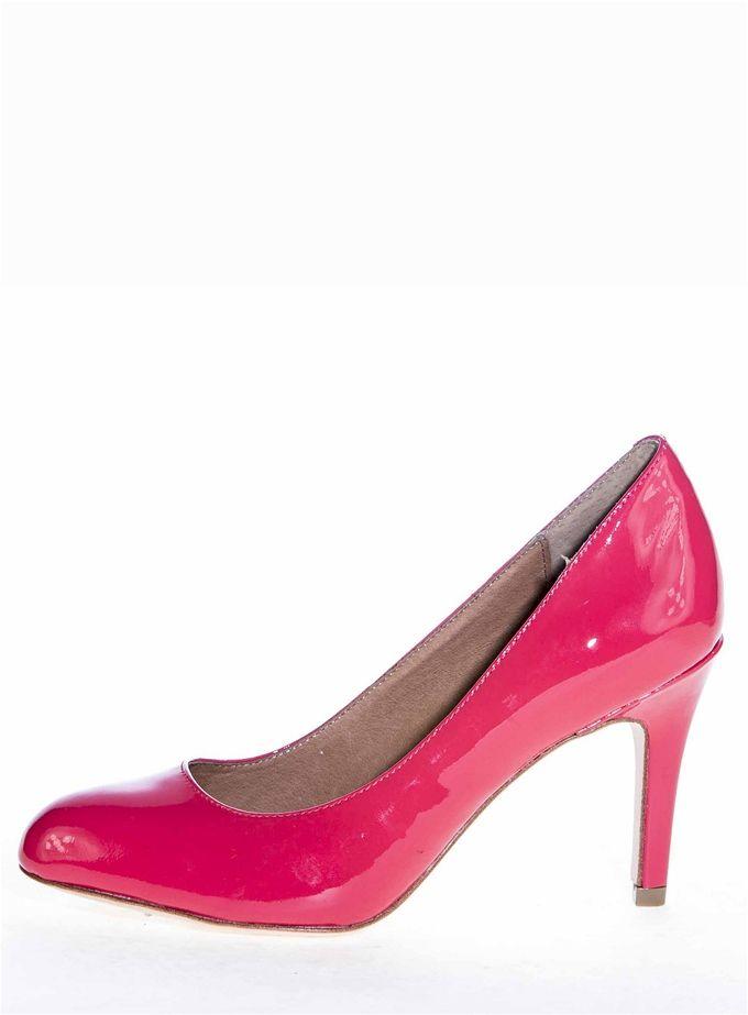 Del Coral Patent heel from Corso Como