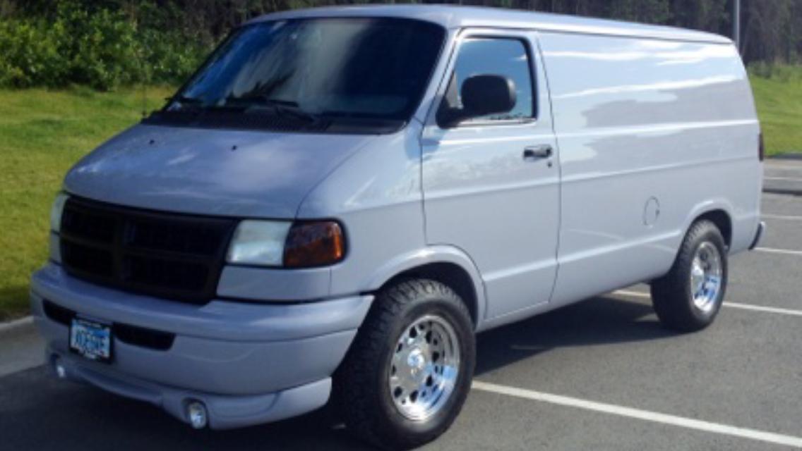 Dajiban Dreams From Alaska Custom Vans Cool Vans Mini Van