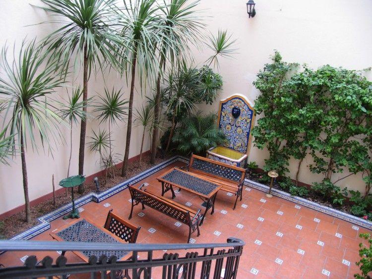patio espaol - Buscar con Google | Ideas para el hogar ...