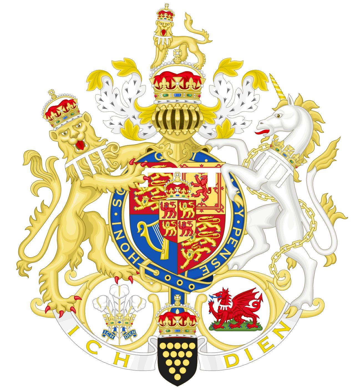 Prince Charles as Prince of Wales and Duke of Cornwall