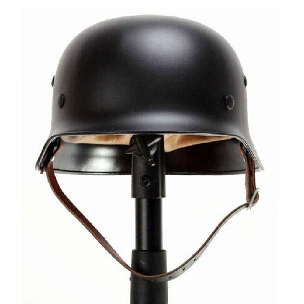Ww wwii german elite m m steel helmet black world war ii