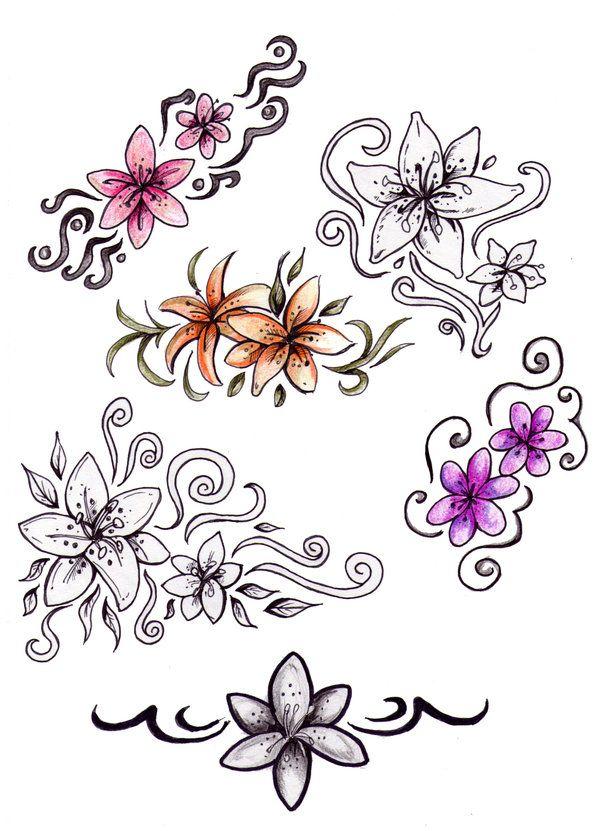 Google Image Result for http://fc08.deviantart.net/fs46/i/2009/198/c/c/Flower_tattoo_designs_by_AthaMaarit.jpg