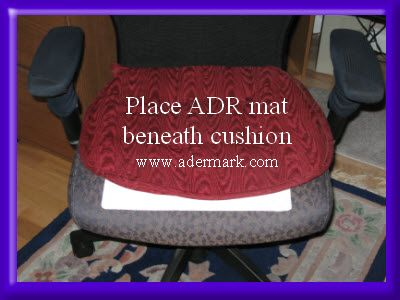 The Adr Chair Mat Is An Electric Field Screen Based On Advanced Technology Of Dielectric Composites Which Provides Prot Chair Mats Dowsing Rods Electric Field