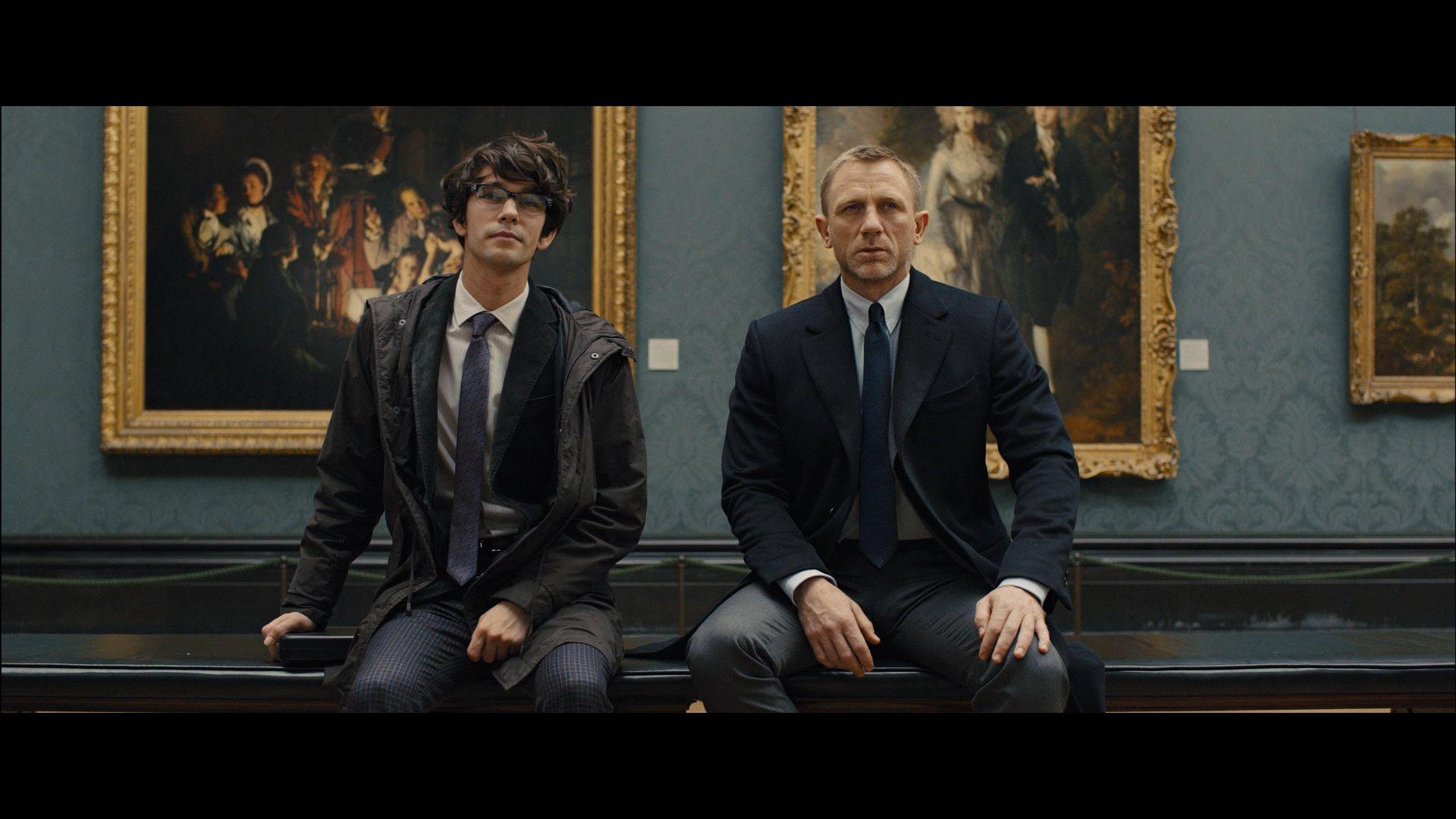 James Bond Skyfall Blu Ray Screenshot 0055887 I 1920 Jpg 1920 1080 James Bond Bond Suits Ben Whishaw