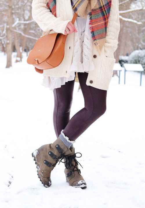 5949f0f39fc Cute snow day outfit