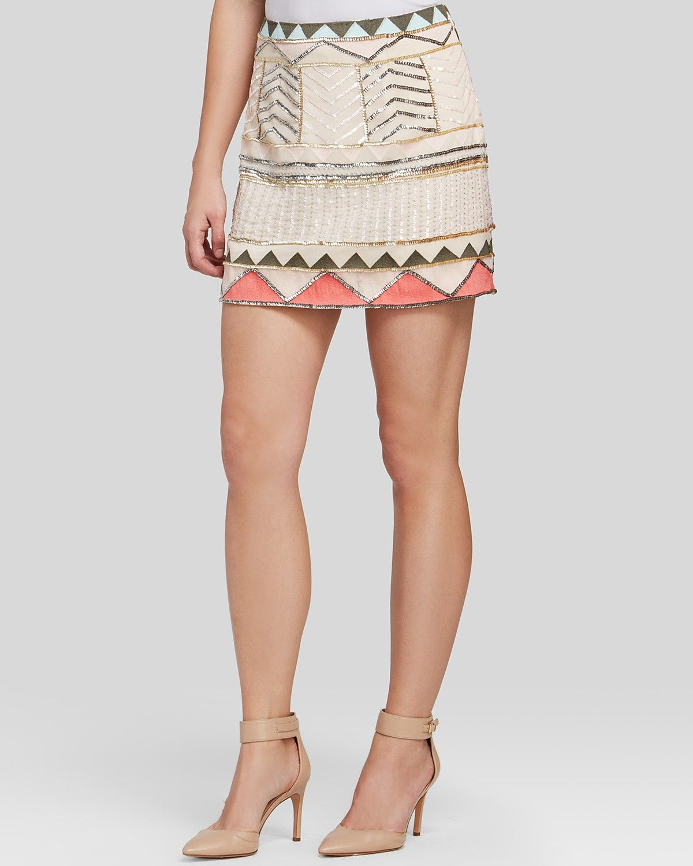Sanctuary Embellished Mini Skirt | Bloomingdale's