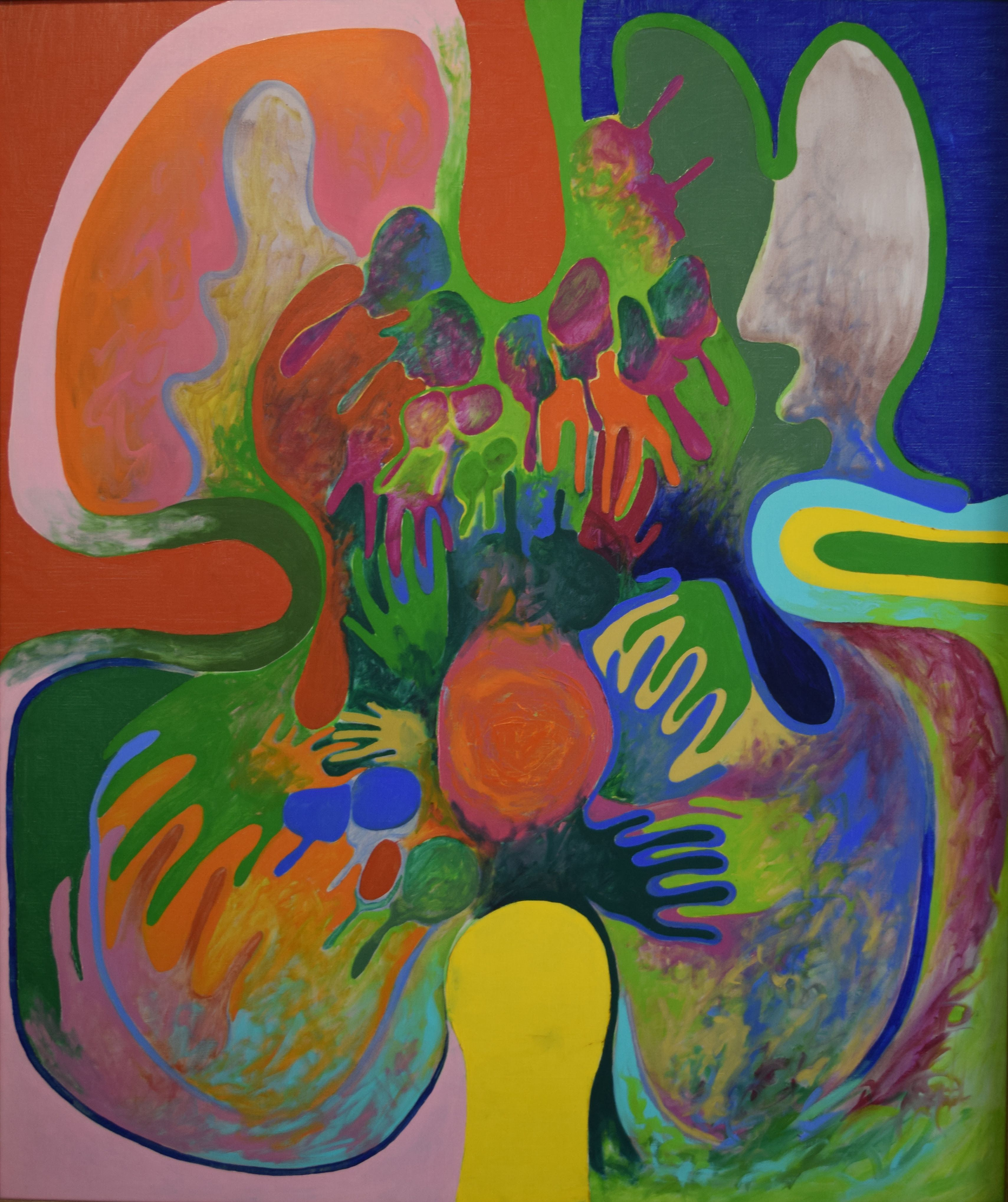 The Legacy of Abstraction Late 20th Century Paintings
