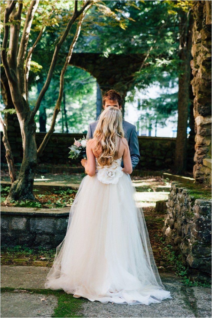 CHRISTINA & MICHAEL Romantic DIY Wedding at The