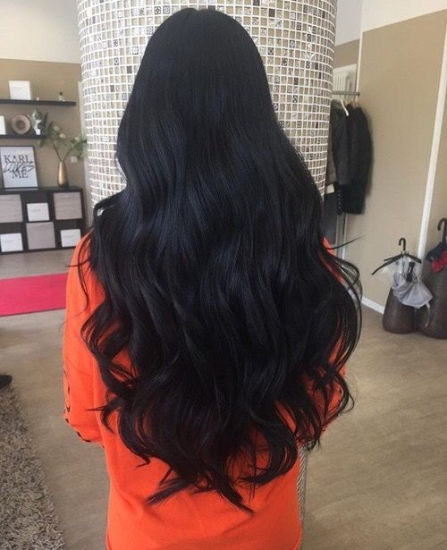 Long Dark Brown Hair Dcbarroso Beauty Board Pinterest