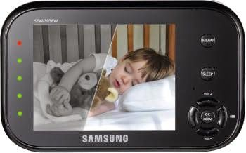 Samsung SEW-3036WN Wireless Video Baby Monitor IR Night Vision Zoom 3.5 inch Review http://www.topbestbabymonitor.com/2014/09/samsung-sew-3036wn-wireless-video-baby-monitor-best-price.html