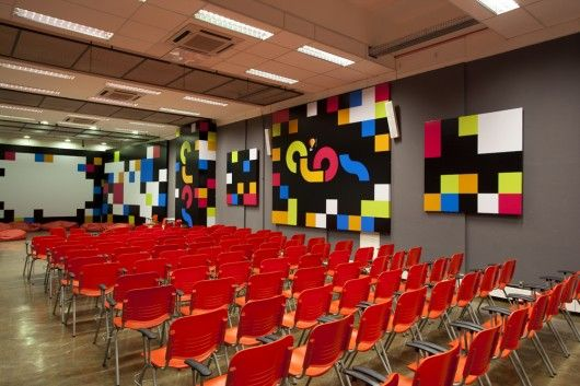 Escola NAVE / OFICINA de Arquitetos