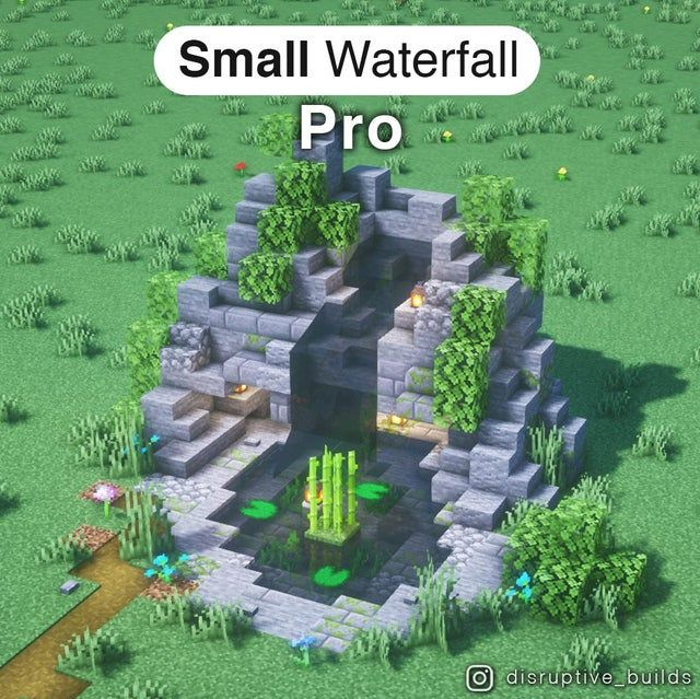 A Small Waterfall design of increasing skill level
