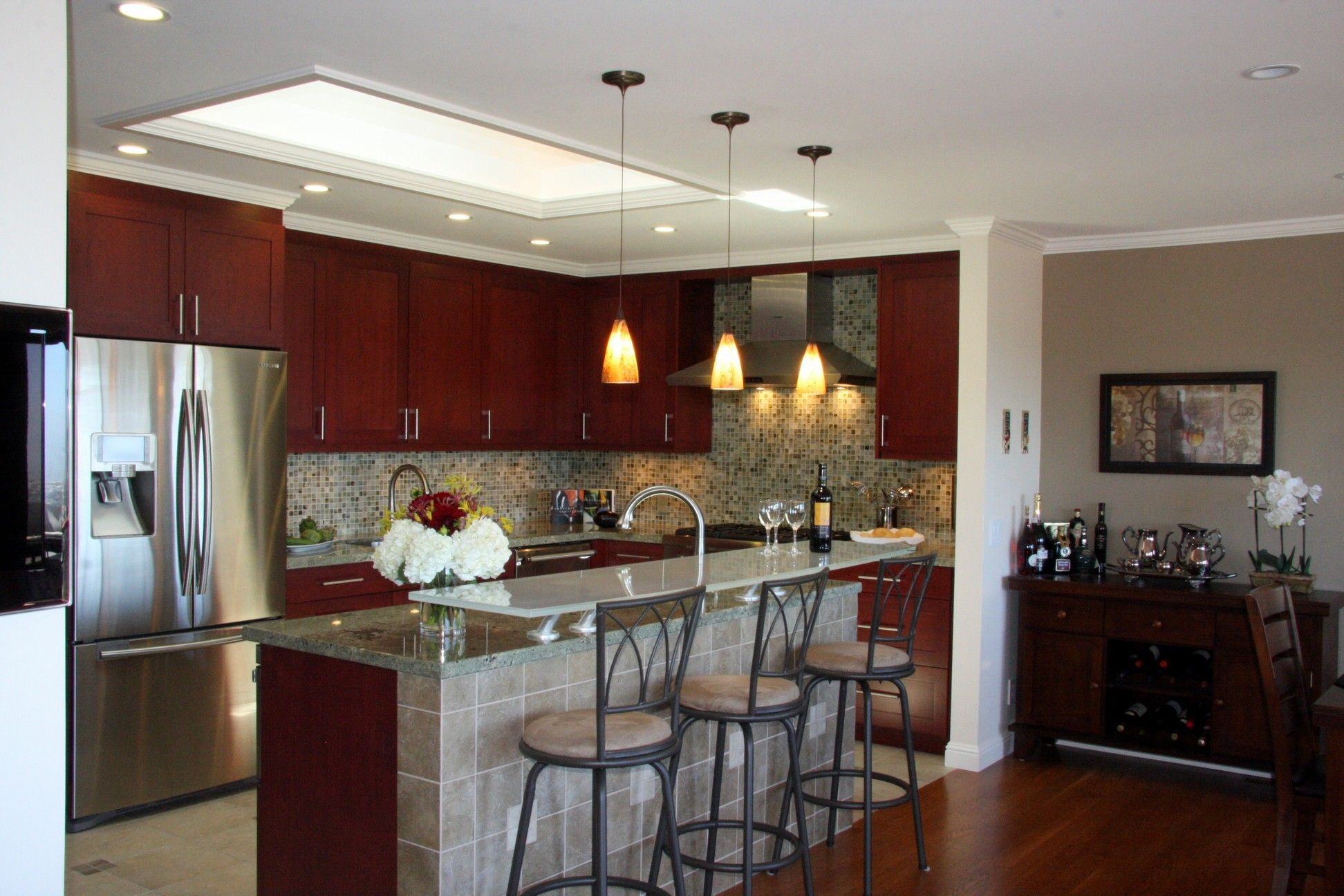Bay Area kitchen renovation | Kitchens | Kitchen lighting ...