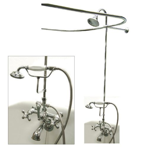 Clawfoot Tub Faucet And Shower - fantinirs.com