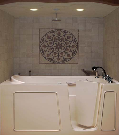 Shower Bath Systems Walk In Tub Shower Walk In Tubs Tubs And