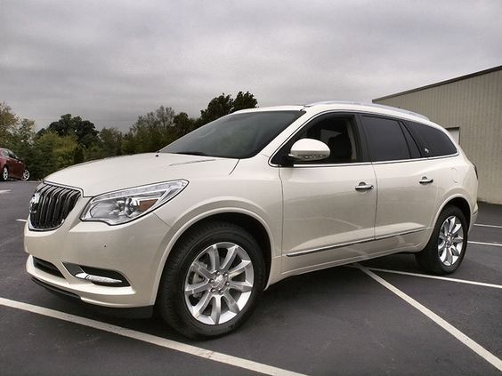 The 2018 Buick Enclave Has Sufficient Room For 8 Pengers