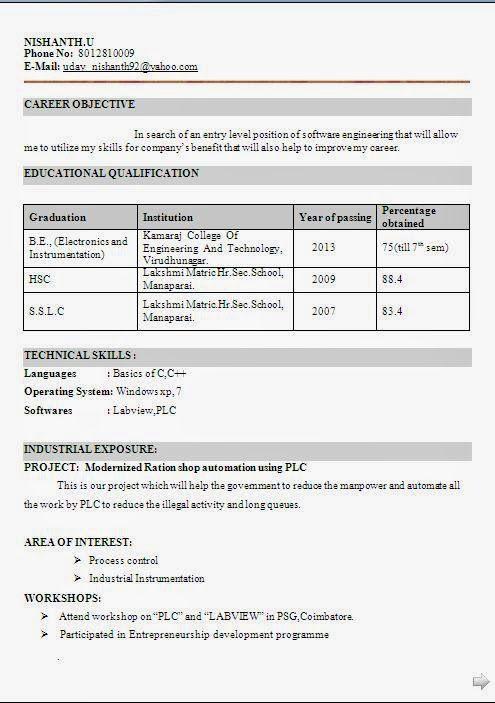 Curriculum Europeo Modello Sample Template Of Excellent Curriculum
