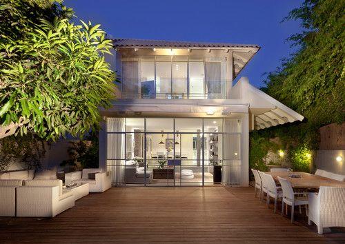 Modern Exterior By Elad Gonen Amp Zeev Beech Cool House