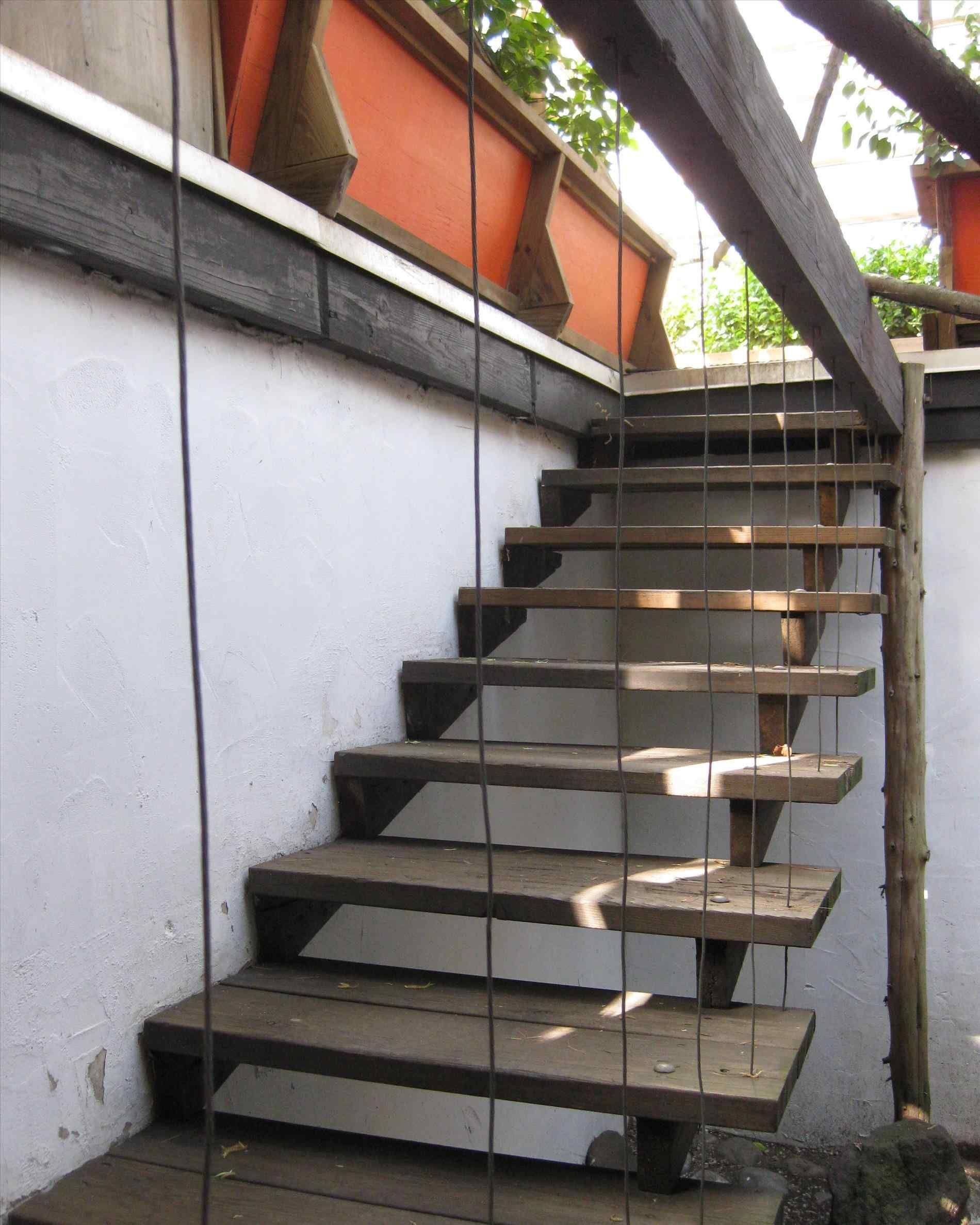 Inspirational Stairs Design: Top 20+ Fabulous Stair Outside Design Ideas For