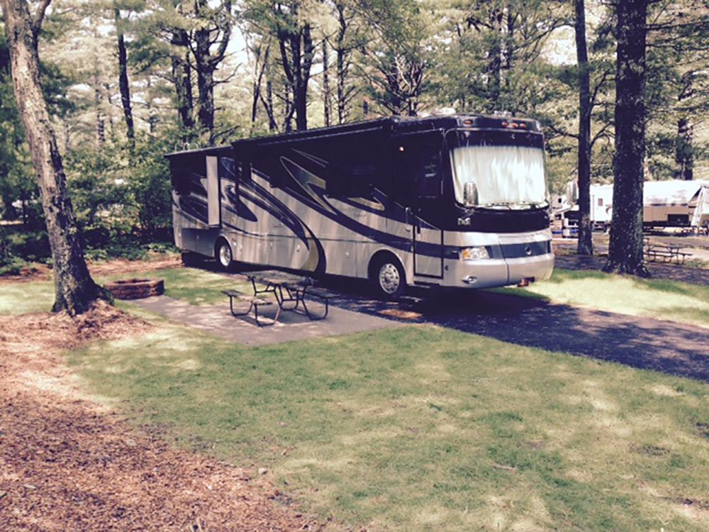 Cape Cod Campresort Cabins At East Falmouth Ma Have