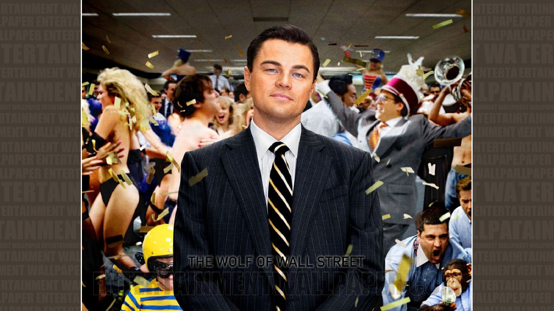 the wolf of wall street wallpaper - original size, download now