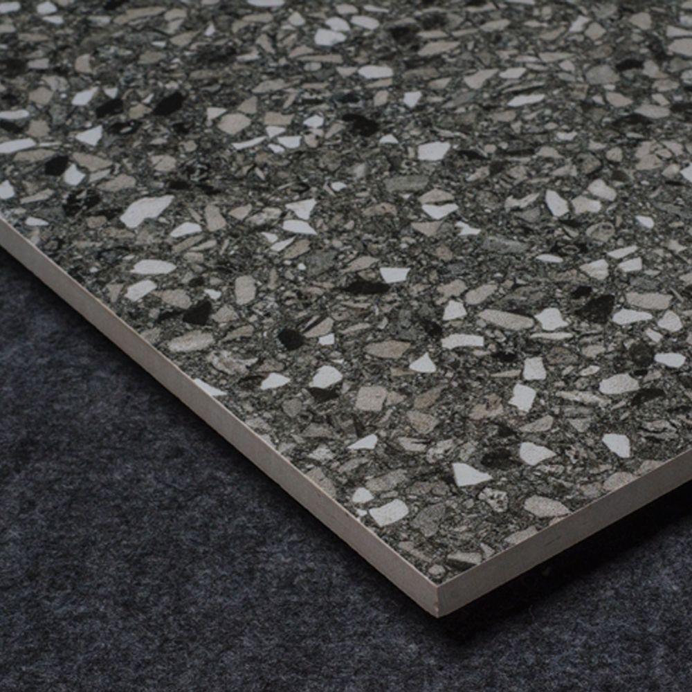 Restaurant Kitchen Terrazzo Commercial Kitchen Floor Tiles Size