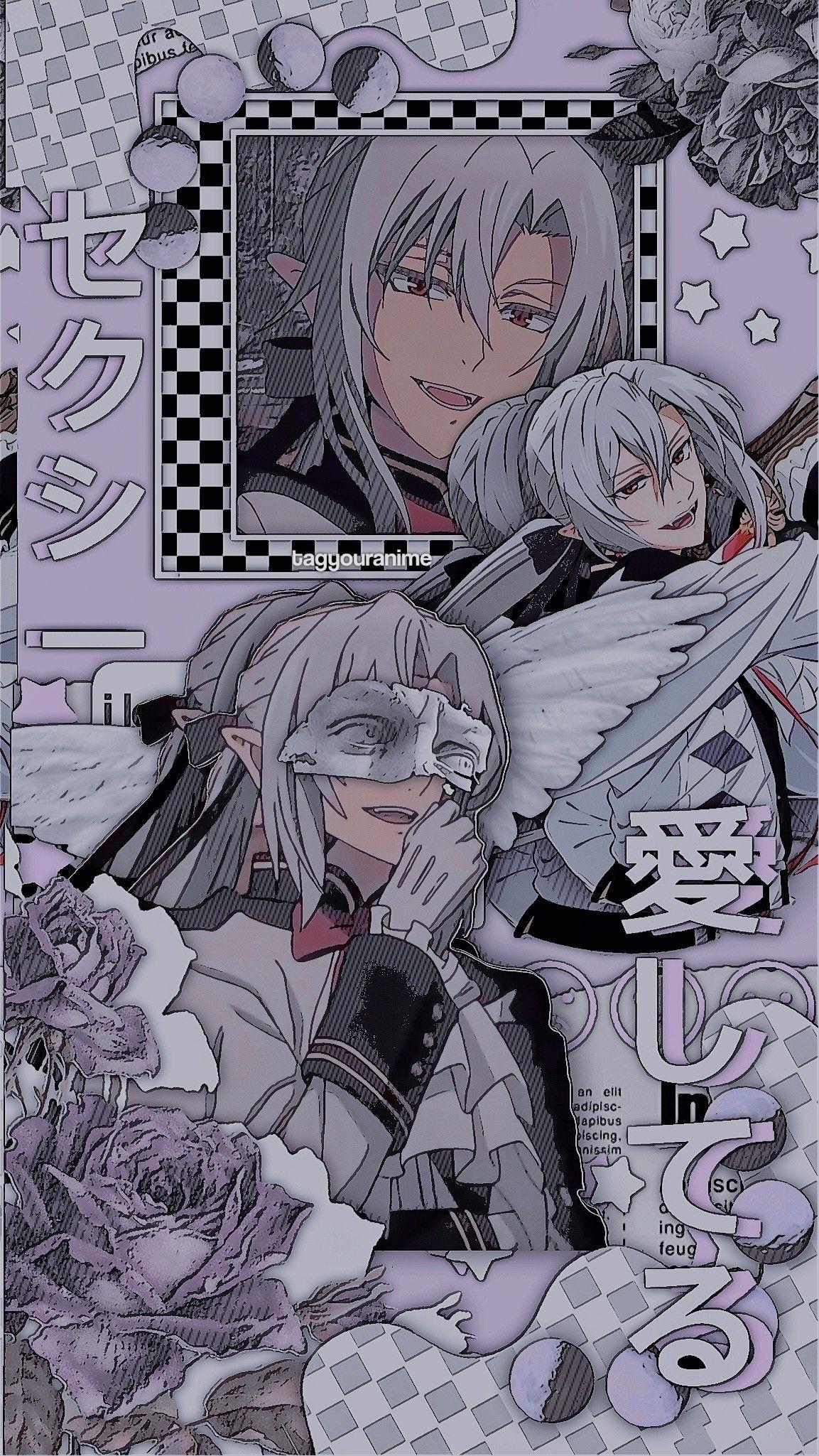 Ferid Bathory Wallpaper In 2020 Cute Anime Wallpaper Anime Wallpaper Aesthetic Anime