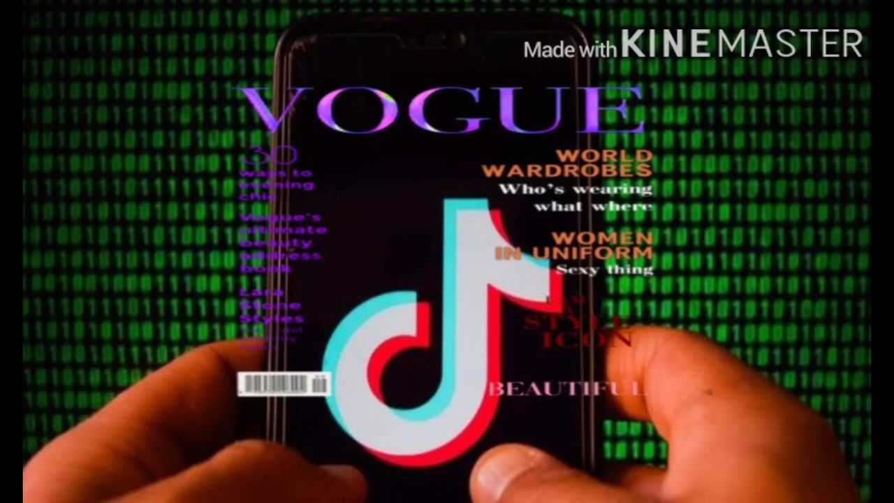 Create Your Own Vogue Magazine Cover Picture Tiktok Challenge Youtube Magazine Cover Cover Pics Vogue Magazine Covers