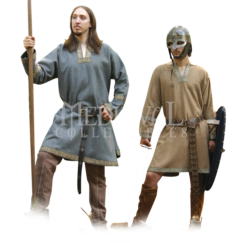 woolen viking tunic 100804 by collectibles