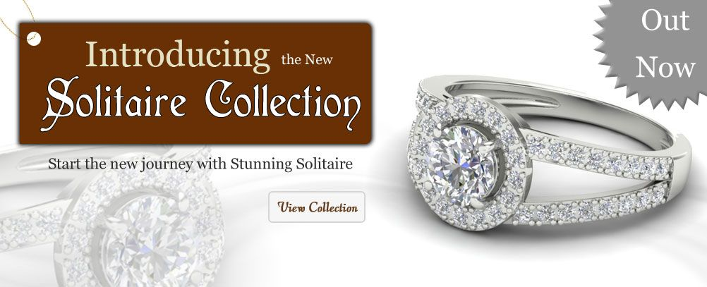 Exclusive Solitaire Ring Collection..Buy at http://www.perrian.com/