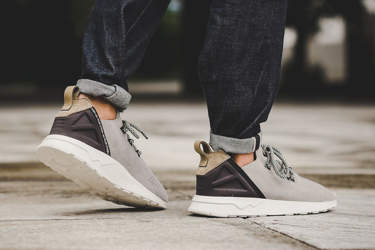 buy popular 6f5dc 868e2 On-Foot: adidas ZX FLUX ADV X | Kicks | Adidas zx flux ...