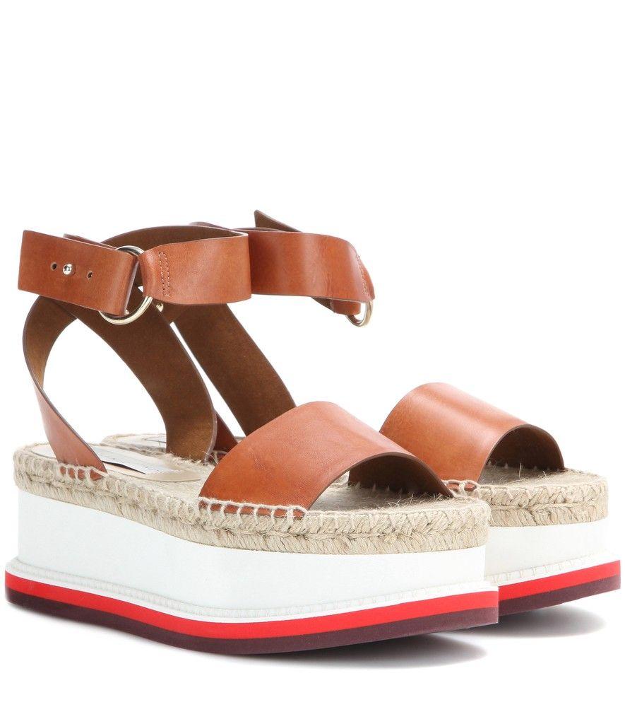 134e0e72c08 Stella McCartney - Platform sandals