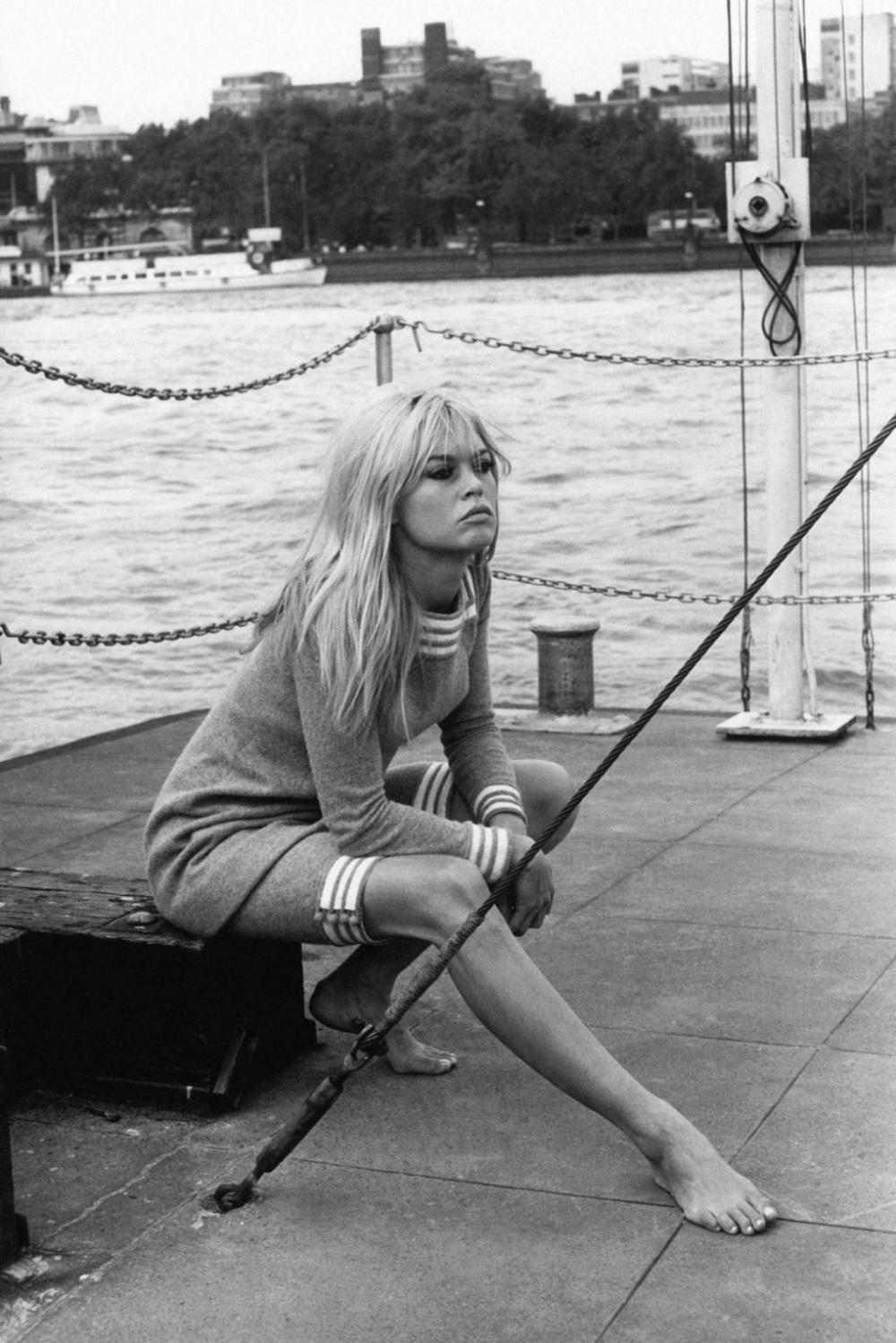 Miss Brigitte Bardot on Instagram: Brigitte Bardot by