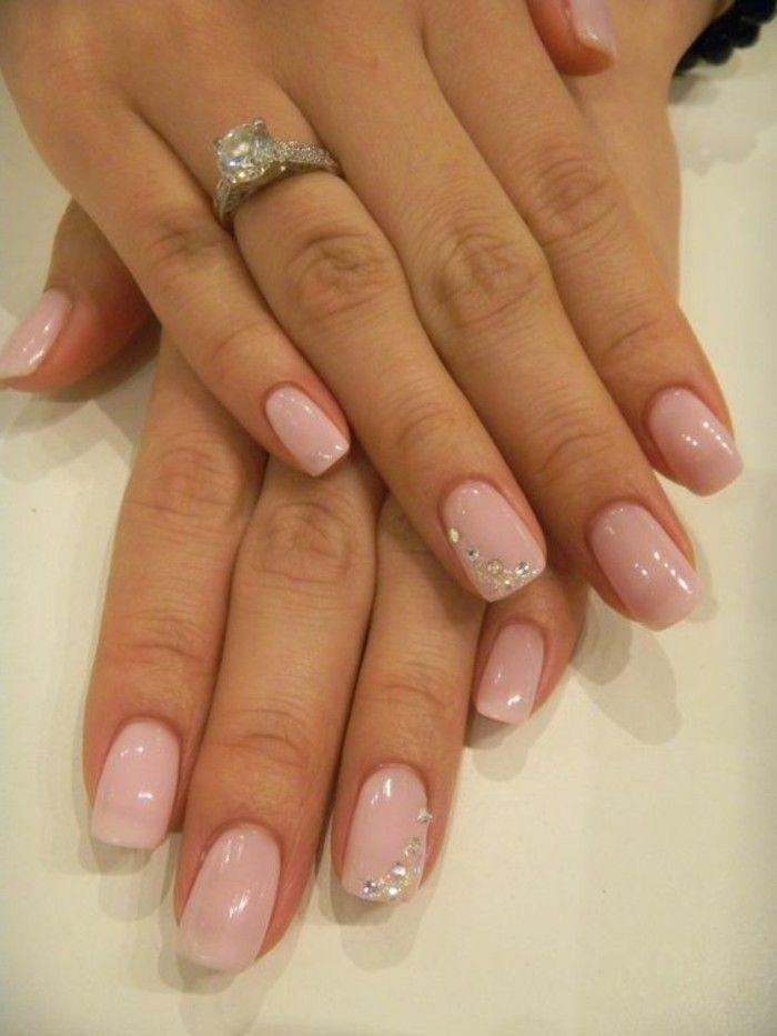 1001+ ideas de uñas de gel - pros y contras de su uso ...