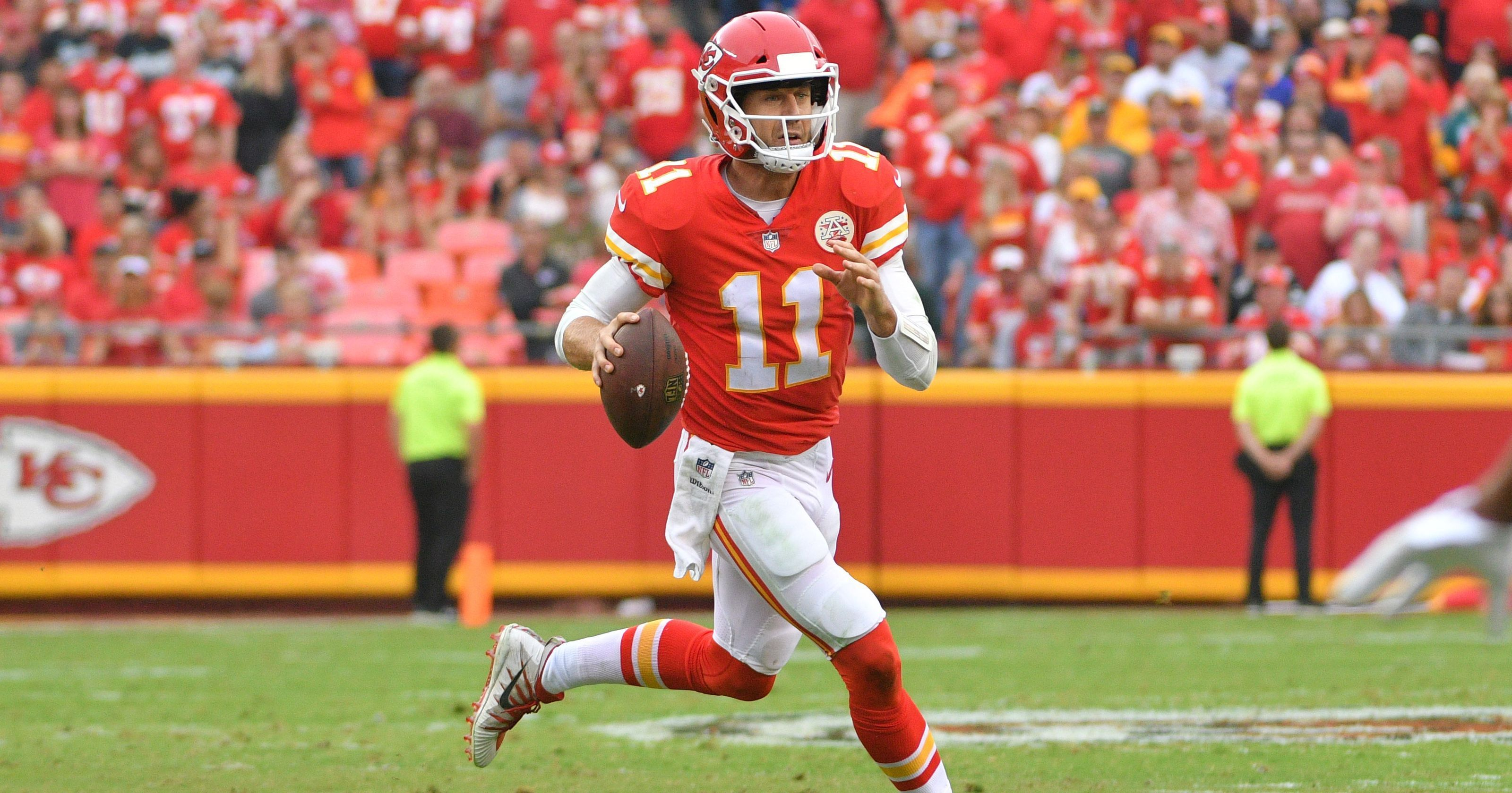 NFL MVP tracker: Kansas City Chiefs QB Alex Smith remains in lead