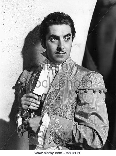 Tyrone Power Directed by Rouben Mamoulian