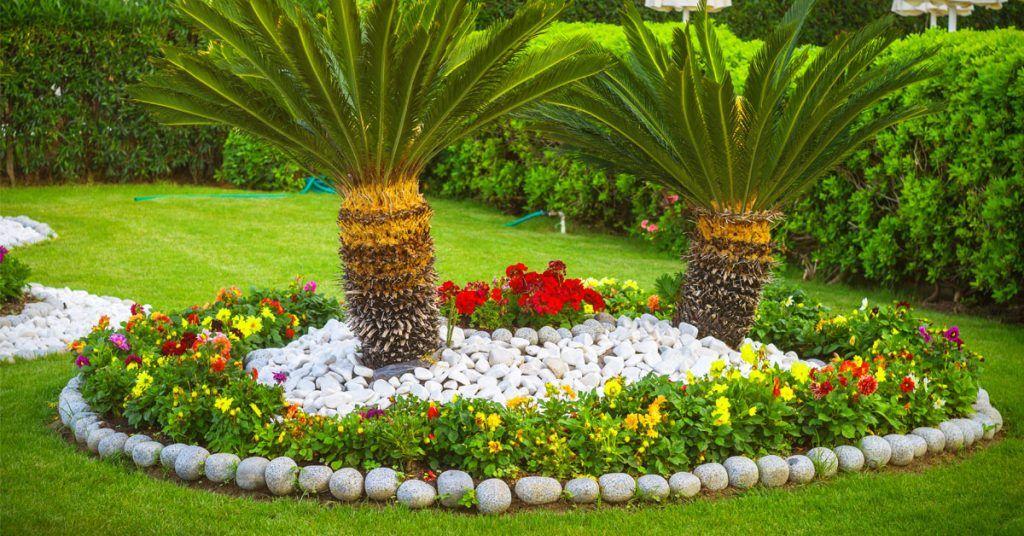 Ben noto 20 bordure per aiuole da copiare per un giardino magnifico AL55