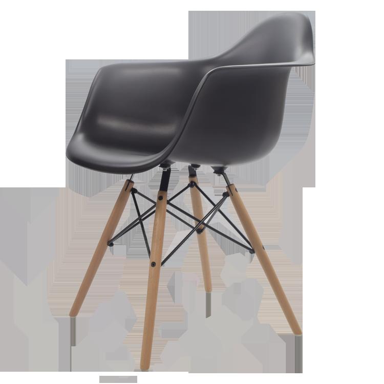 Domini Design Stoelen.Eames Eetkamerstoel Daw Mat Design Stoelen Ideeen Voor