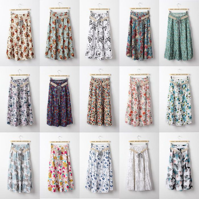 Popular Long Linen Skirt | Aliexpress | Long skirts | Pinterest