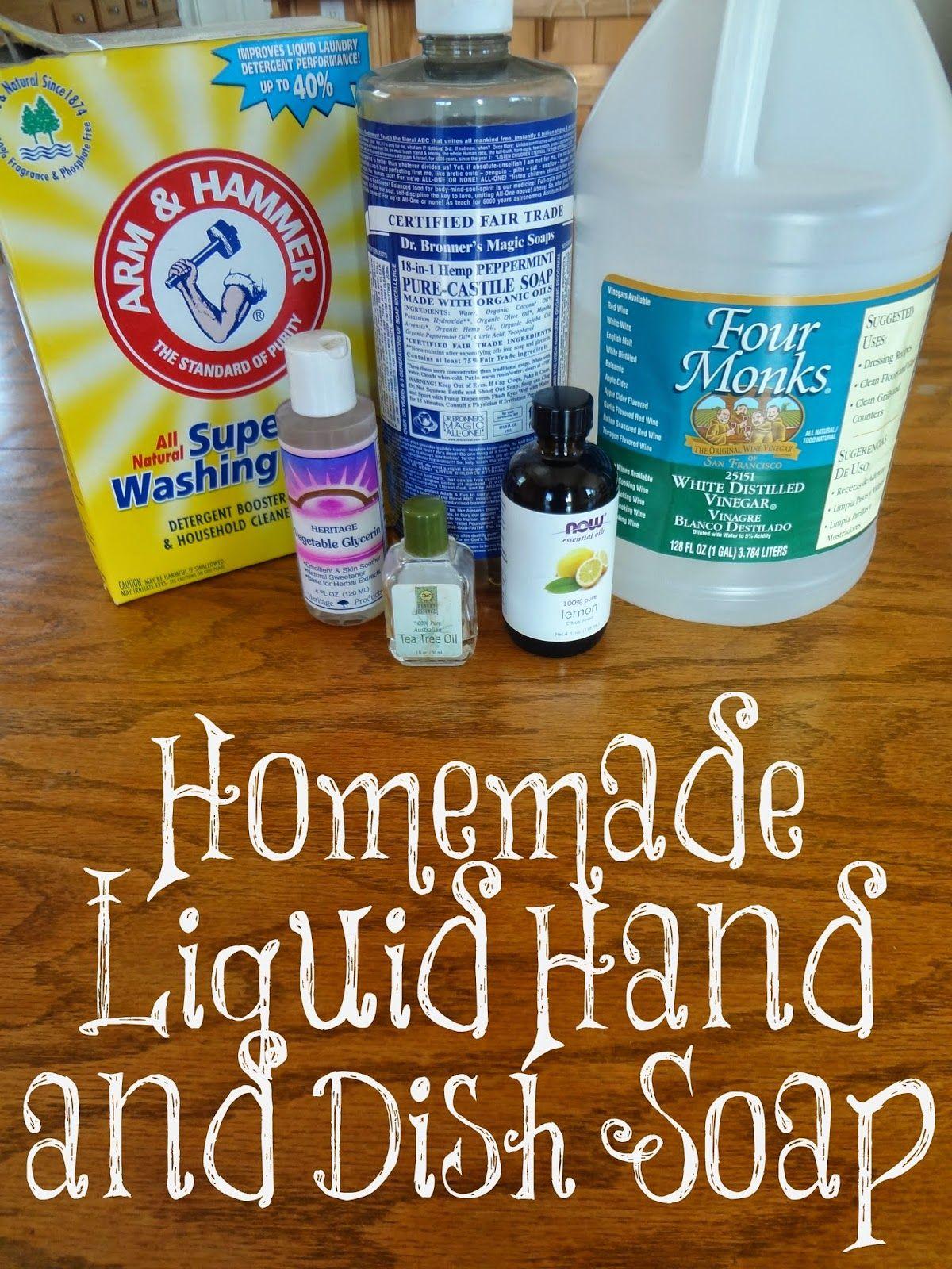 Натуральные чистящие своими руками фото 231