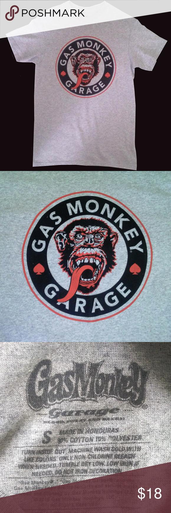 Gas monkey garage t-shirt official #gasmonkeygarage I just added this listing on Poshmark: GAS MONKEY GARAGE  T-SHIRT  OFFICIAL. #shopmycloset #poshmark #fashion #shopping #style #forsale #Gas Monkey Garage #Other #gasmonkeygarage