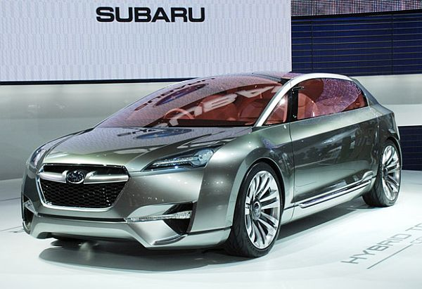 Subaru Reported To Launch A Hybrid Car In March